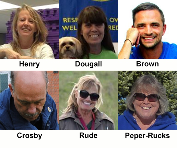 2015 National Dog Trainer of the Year Finalists